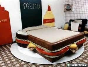 69 best Crazy Fun Bedrooms images on Pinterest   Bedrooms, Home ...