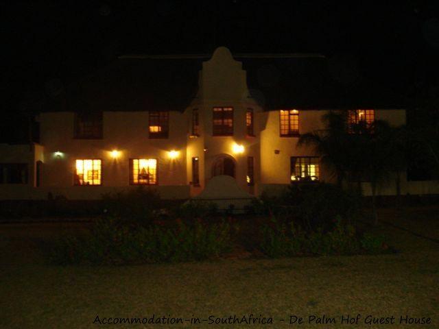 De Palm Hof Guest House. http://www.accommodation-in-southafrica.co.za/Gauteng/Pretoria(Tshwane)/DePalmhofGuesthouse.aspx