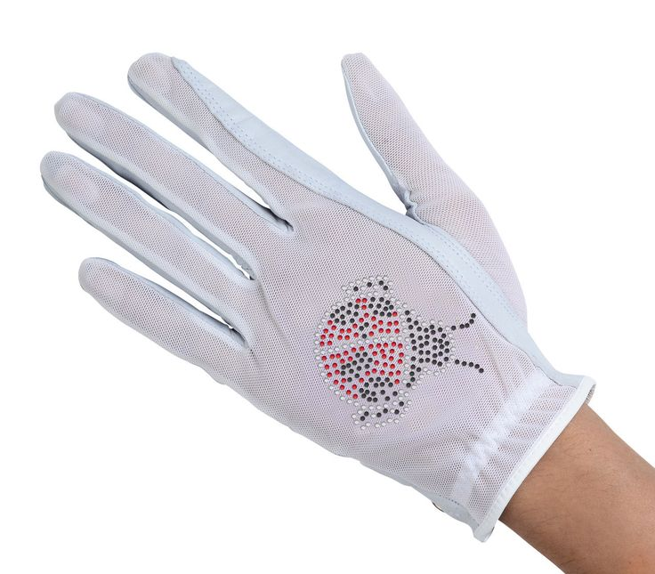 Slam Glam - Lady Classic Solar Bling Lady Bug Ladies Golf Glove, $23.95 (http://www.slamglam.com/lady-classic-solar-bling-lady-bug-ladies-golf-glove/)  The Lady Classic Bling glove is made of the highest quality crystal #golfgloves #blinggolfgloves #ladiesgolfgloves