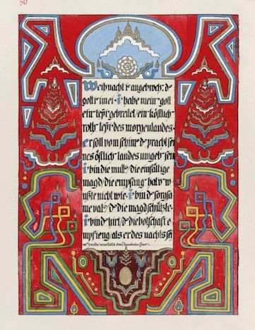 Carl Jung - The Red Book- pinned by jungbox.com websites for therapists & private practice