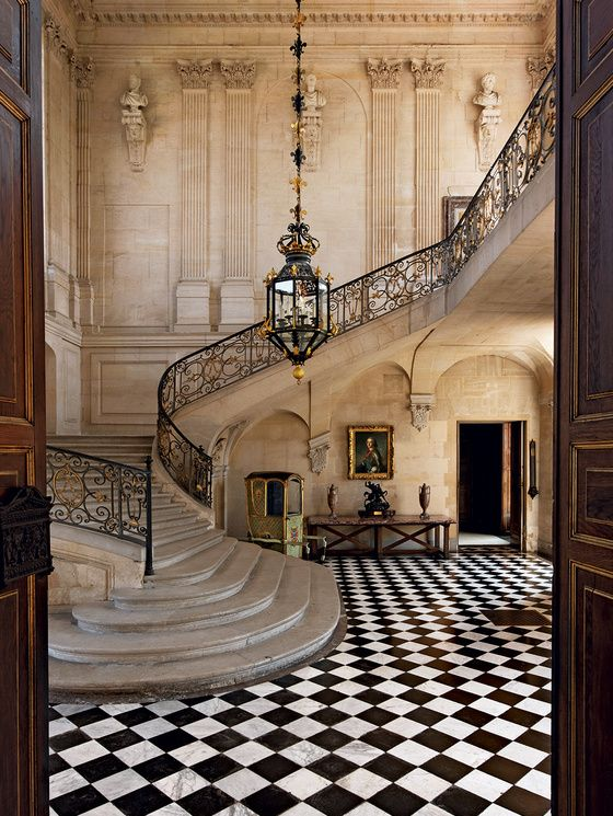 Vie de chateau les plus belles demeures francaises 2