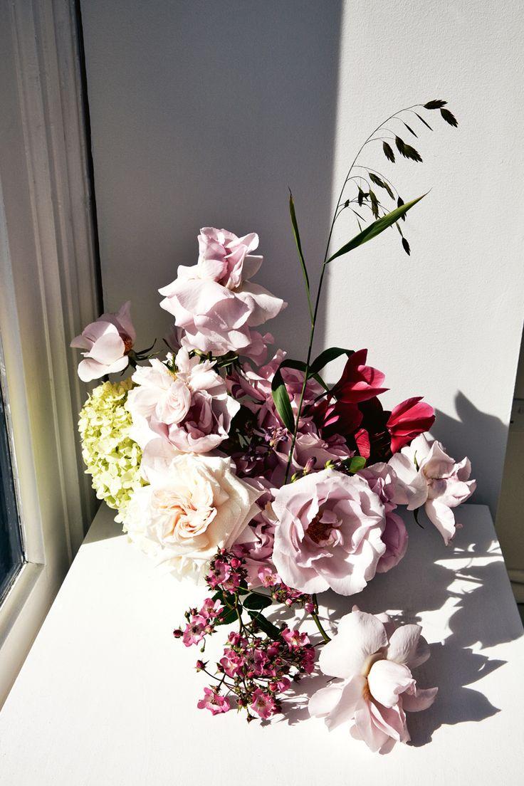 The Australian florist causing a stir in London - Vogue Living