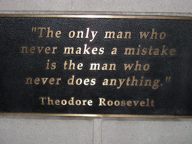Great quote by Theodore Roosevelt  Inspirational Quotes  Pinterest