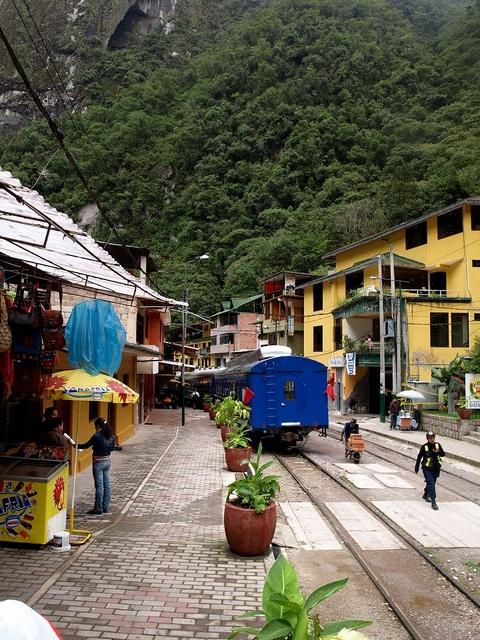 Aguas Calientes, near Machu Picchu, Peru