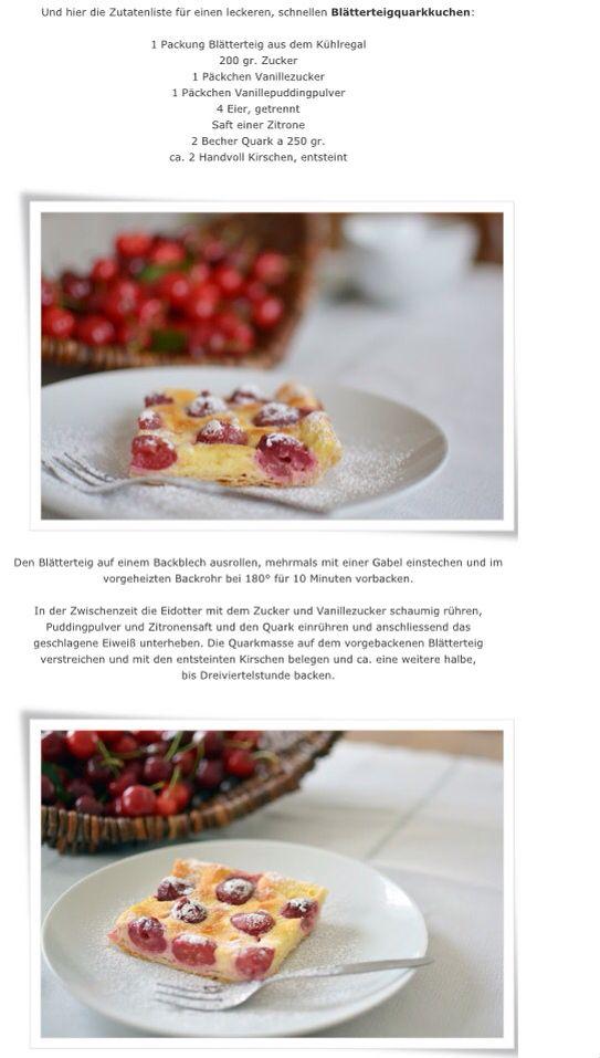 21 besten Wow-Obstkuchen! Bilder auf Pinterest | Obstkuchen, Petit ...