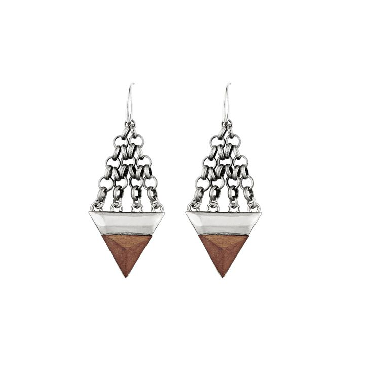 Illumina Earrings: $65 USD