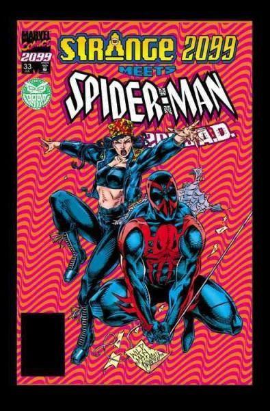 Marvel Spider-Man 2099 Classic 4