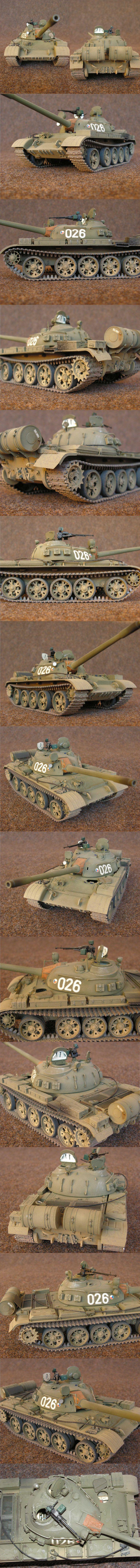 T-55 A ČSLA SKIF