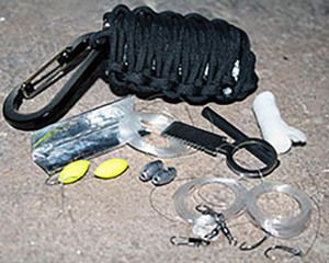 Modeled after the famed M-67 hand grenade, the Paracord Grenade is stylish, yet also provides assurance that you're prepared should you find yourself in an emergency situation. | Find the best survival gear at survivallife.com #survivalgear