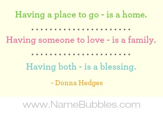 #family, #home, #love, #blessing, #quote, #family quote