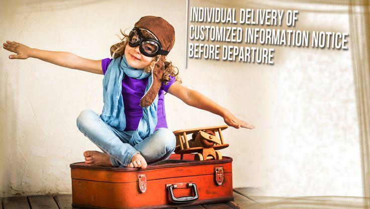Delivery of individual confirmation notice