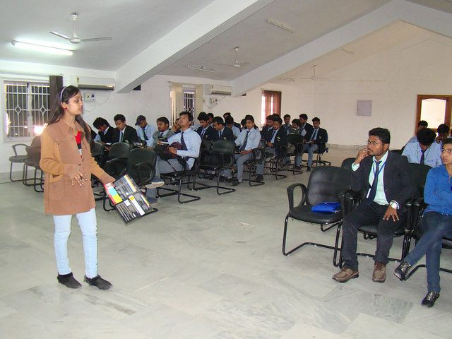 Tula's Institute MBA College in Dehradun conducts various workshops, seminars and webinars, expert talk to keep students updated with latest trend and technology of the corporate world.