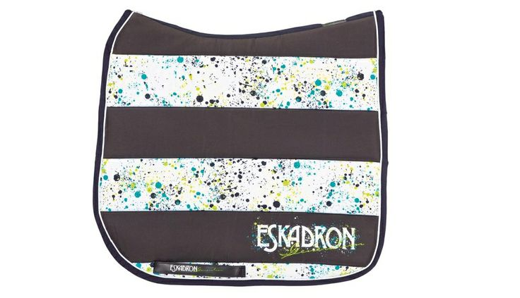 Schabracke Graffiti Bicolor | Eskadron - Kollektionen - Limited Editions - NEXT GENERATION FS14 Limited Edition | Pikeur Shop