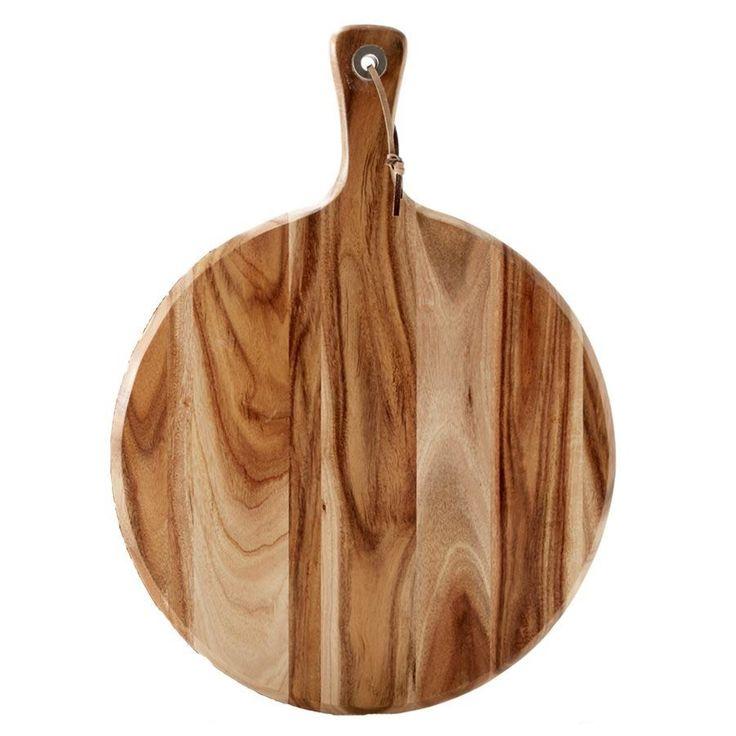 round Acacia Paddle Boardhomemaker