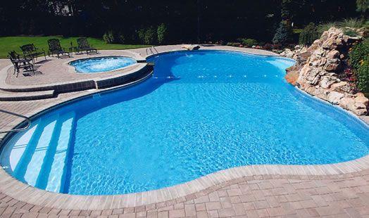 Inground Pool Design