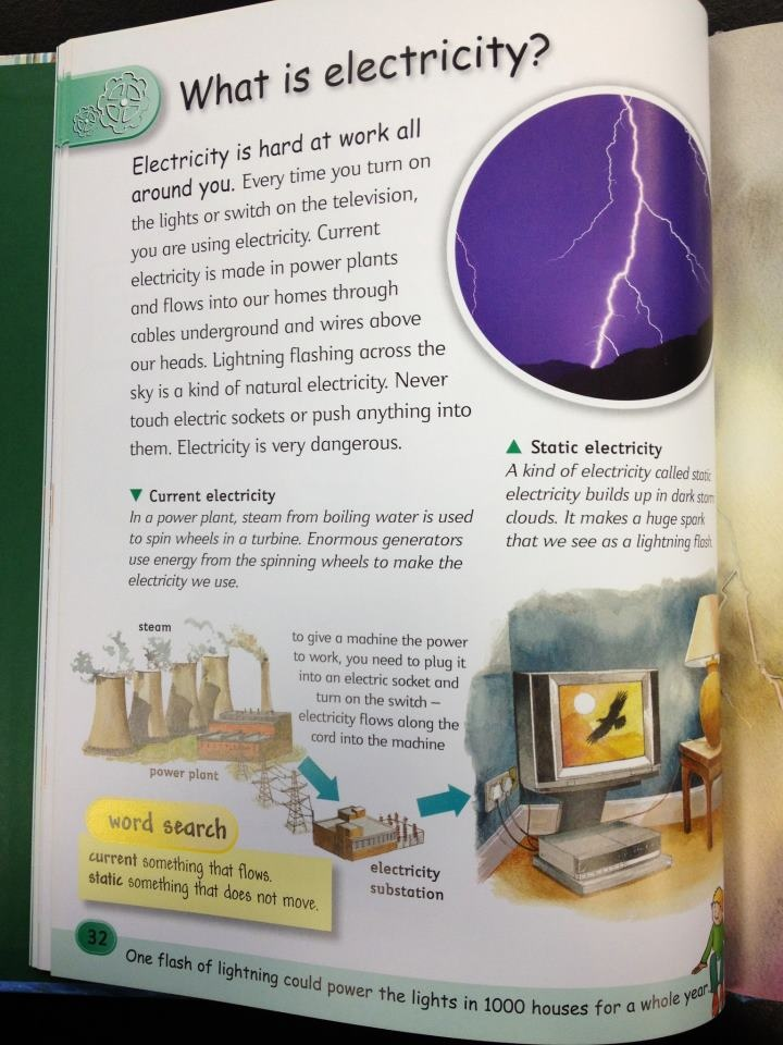 8 best educating with our new books images on pinterest homeschool from our explore learn books one flash of lightning could power the lights in fandeluxe Images