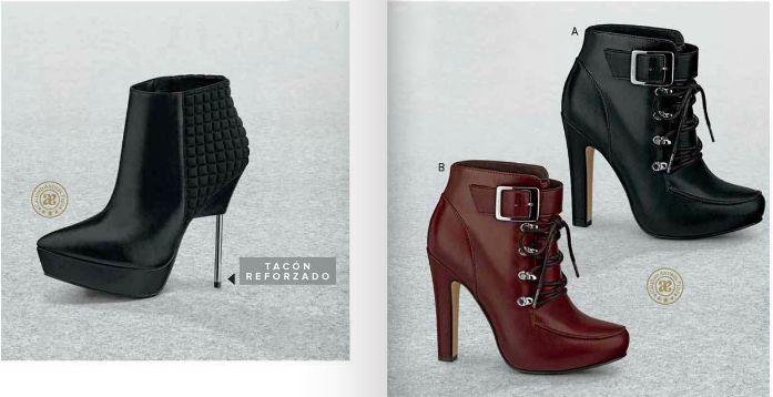 Botines Andrea, coleccion Andrea Cerrado. Botines de moda para mujer, botines de tacon, botines juveniles, botin fashion, zapatos de andrea. Moda en negro #iLovePS #style #chic #fashion #fashionable #fashionista #happy #must #sexy #shoes #sandals #spring #black
