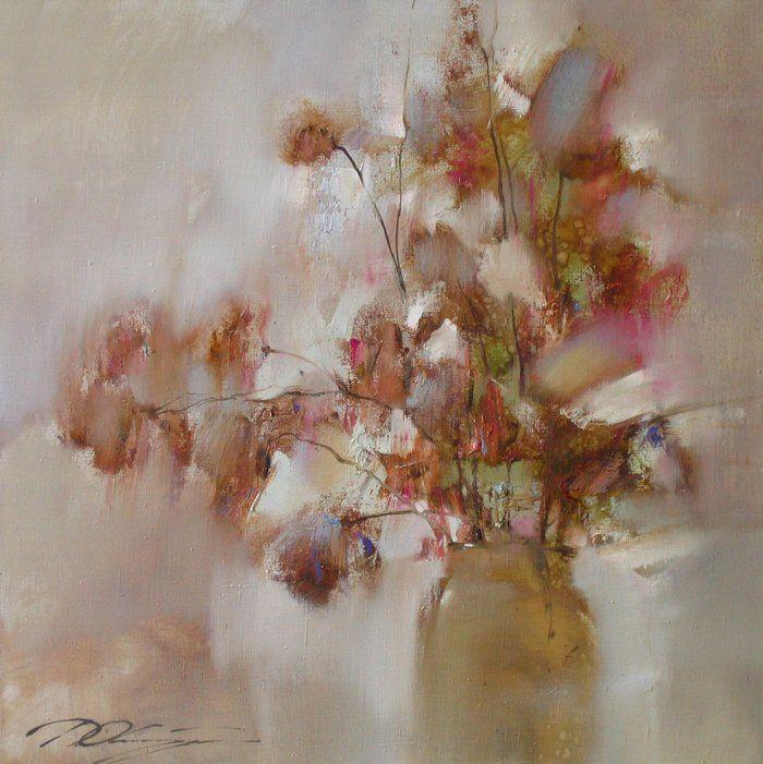Denis Oktyabr 1977 ~ Impressionist painter