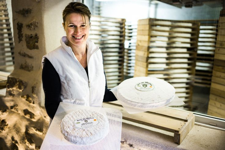 The Seine-et-Marne region- an hour east of Paris. Fromagerie Ganot, with locally aged brie. Visit: Le Domaine des Trente Arpents- beautiful farm in Favières that produces some of the Seine-et-Marne's finest cheeses. Sandro di Carlo Darsa