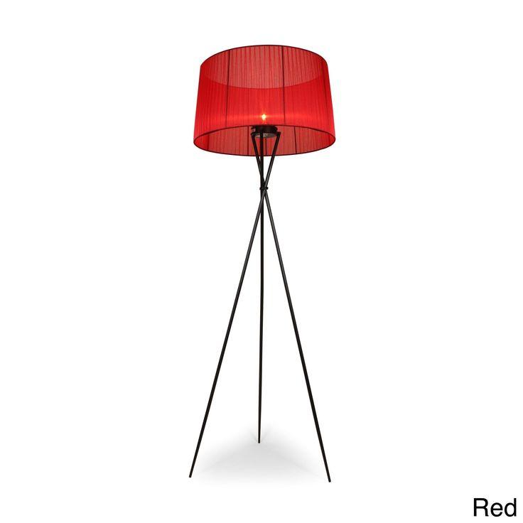 Hans Andersen Home Sticks Beige Floor Lamp (Sticks Floor Lamp