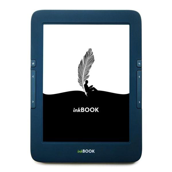 Onyx InkBOOK 8GB niebieski - Czytnik ebook - Satysfakcja.pl