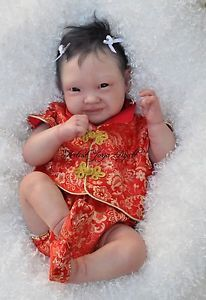 Pigott's Playpen AMAZING PROTOTYPE #1/6 Reborn LE Asian Baby Girl Keiko