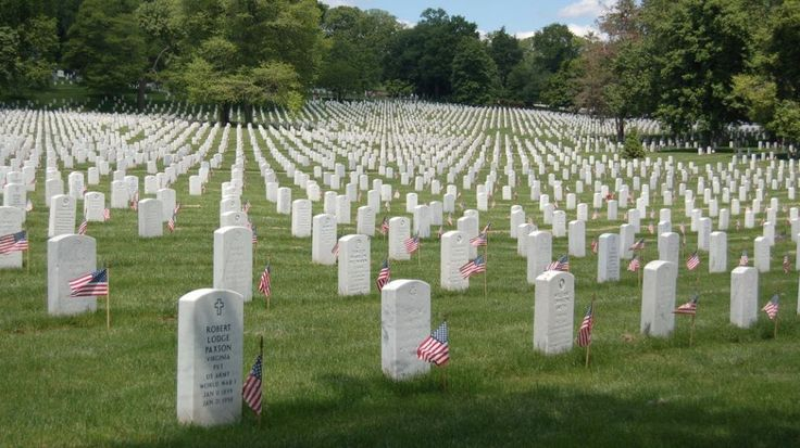 Arlington National Cemetary (Arlington, Stati Uniti) | Halloween, i 5 cimiteri più inquietanti del mondo