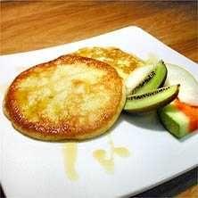 Amerikanska pannkakor som på hotell - Recept - Tasteline.com