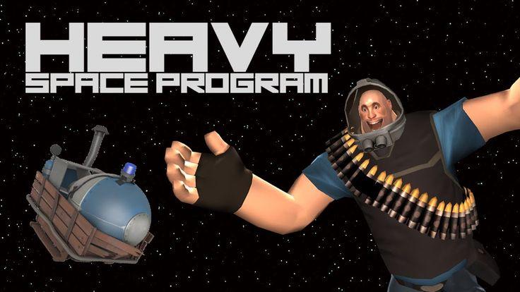 Heavy Space Program #games #teamfortress2 #steam #tf2 #SteamNewRelease #gaming #Valve