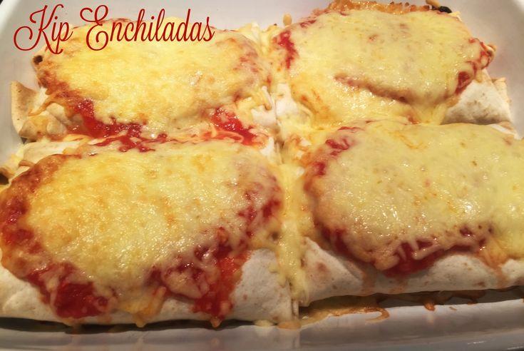 Kip Enchiladas!