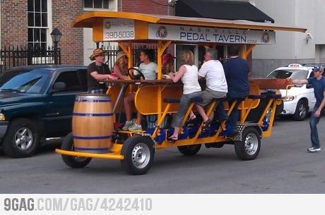 The Safest Drunk Driving
