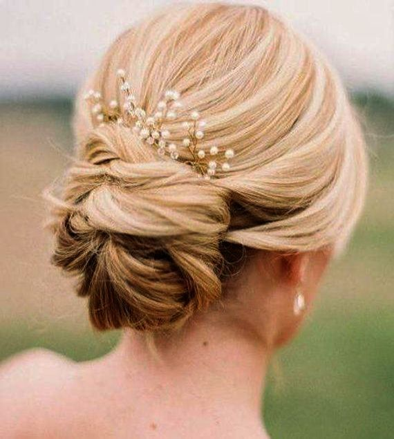Bridal Hairstyles Images For Long Hair Their Wedding Dresses
