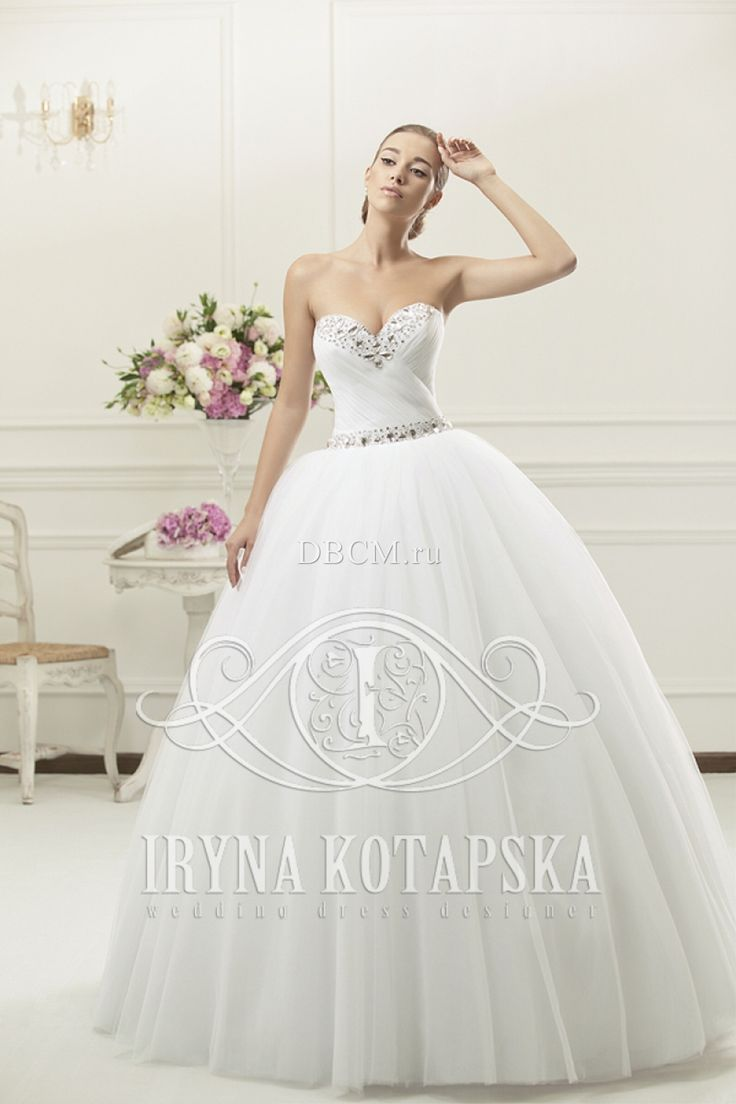 BB1514. This beautiful new style by 'Iryna Kotapska' has just arrived in store. Feel like a princess on your special day.