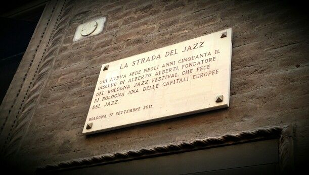 The Street of jazz - Bologna