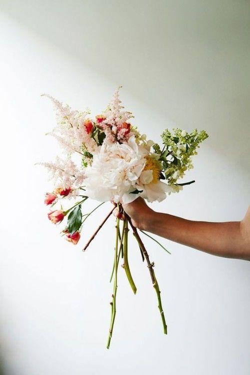 DIY Bouquet of Spring Wildflowers By Fox Fodder Farm