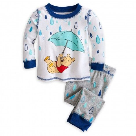 Winnie The Pooh Pj Pal For Baby Cute Baby Boy Clothes