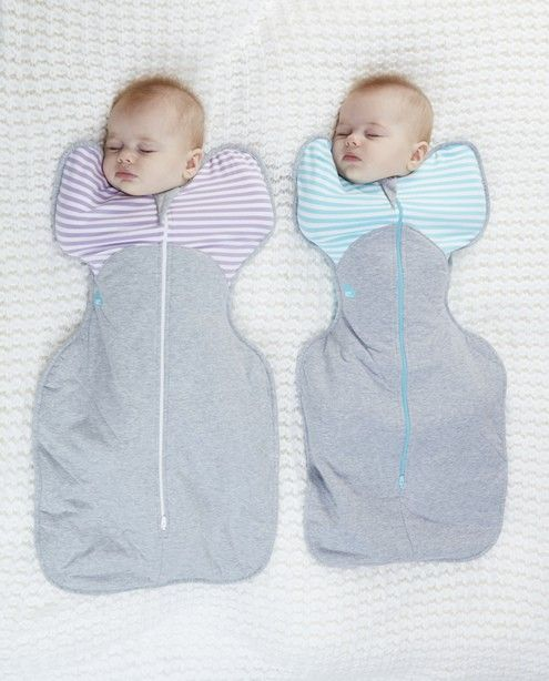 Love To Dream Swaddle Up Winter Warm 3-6kg Small - Turquoise