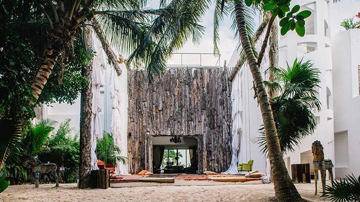 Pablo Escobar's Tulum Estate Is Now A Luxury Hotel And The Beach Access Is Amazing