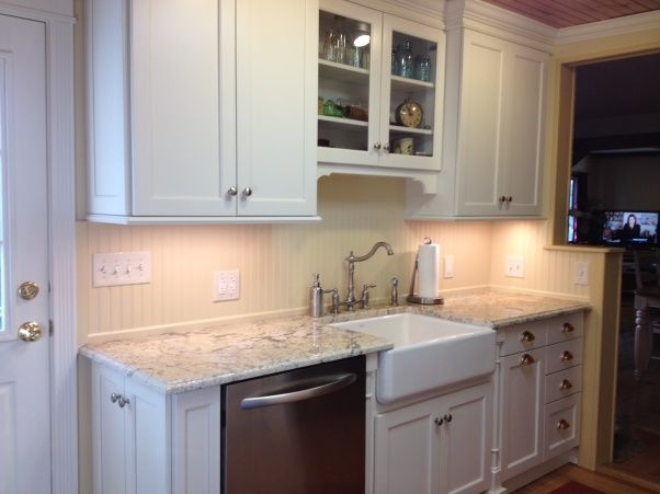 80s Redo 2012 We Went From Dark 80s Oak Cabinets To