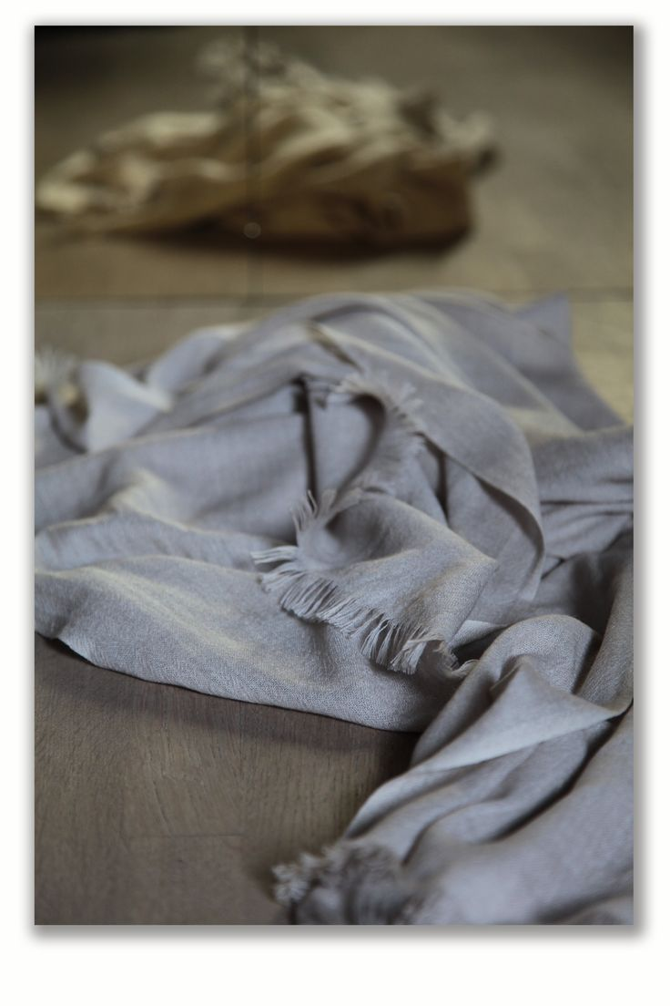 pearl cashmere scarf