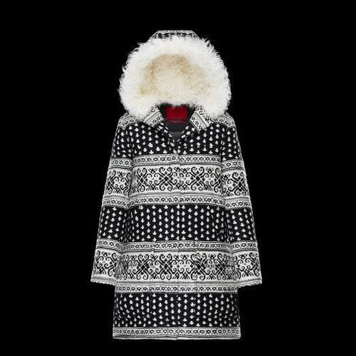 MONCLER Down Jackets Blended Fabrics Long Elegant Style Down Jackets 8