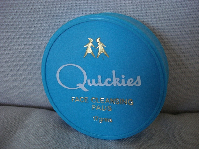Quickies Face Cleansing Pads by GoldScotland71, via  - I wish these were still available.