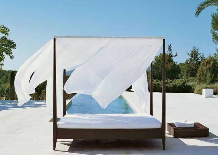 Outdoor Bed Canopy 42 best outdoor furniture images on pinterest | architecture