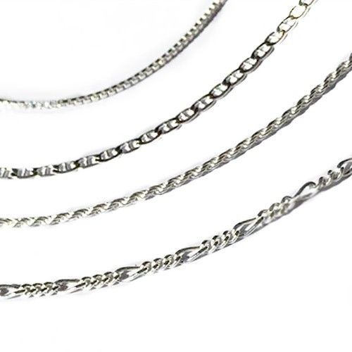 Save 94% on a Italian Sterling Silver Chain - only $12 plus shipping!