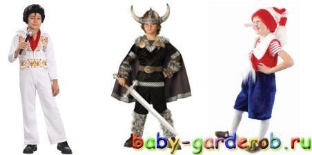 Фото новогодних костюмов для мальчиков зайца