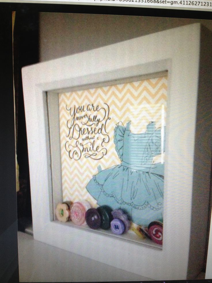 target shadow box frame idea for storing mj buttons - Shadow Box Frames