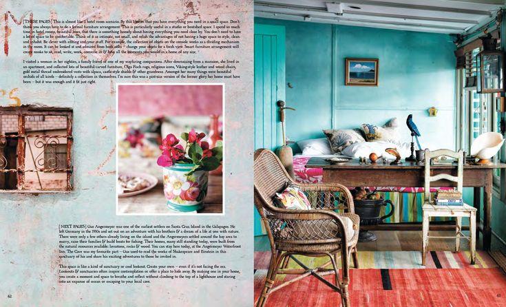 Gypsy. Un mondo di colori & interni Sibella Court