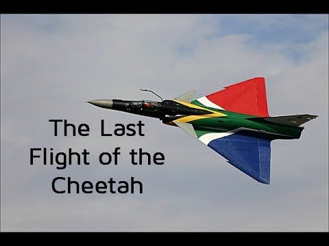 Last Flight of the Cheetah