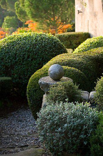 Nicole de Vesian Garden ~ an iconic Provencal garden