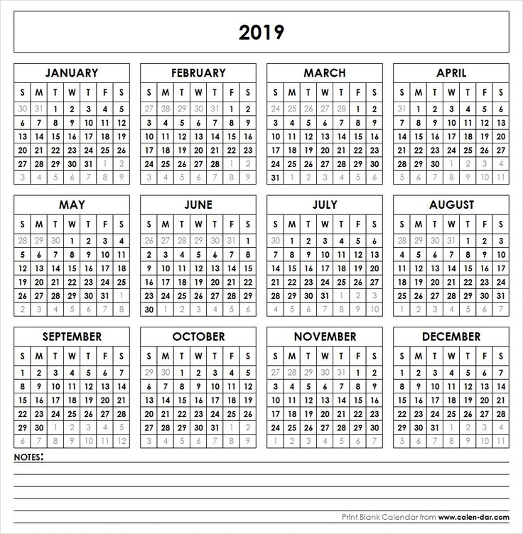 11 best Yearly Calendar images on Pinterest Planners, Microsoft - calendar templates in word